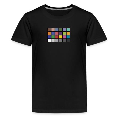 colorchecker - Kids' Premium T-Shirt