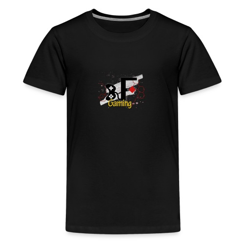 LOGO OFICIAL FacuGaming - Kids' Premium T-Shirt