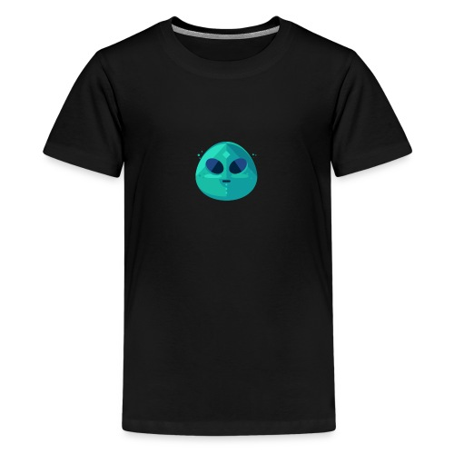alieninclogo - Kids' Premium T-Shirt