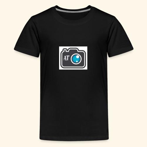 Aspiring Thoughts - Kids' Premium T-Shirt