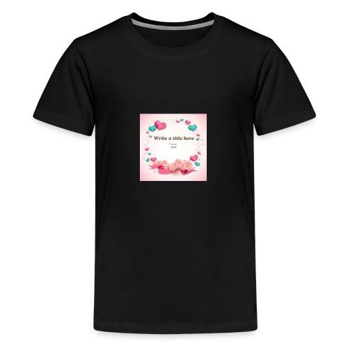 Lovers - Kids' Premium T-Shirt