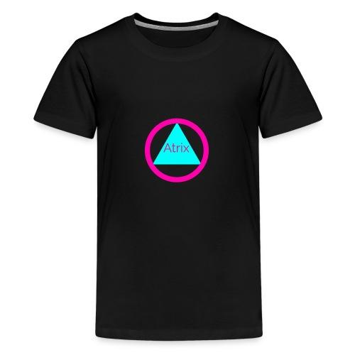 Atrix circle - Kids' Premium T-Shirt