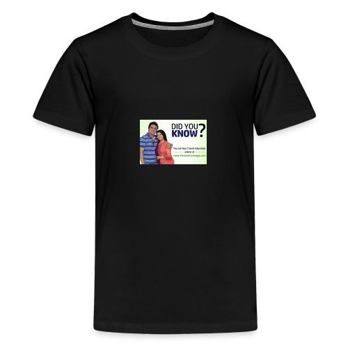 did you know121 - Kids' Premium T-Shirt