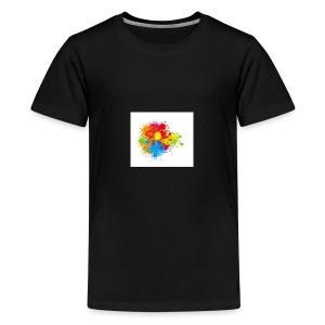chad pride merch - Kids' Premium T-Shirt