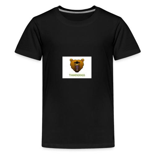 THANDIGRASS - Kids' Premium T-Shirt