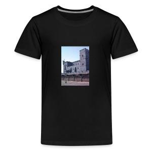Castle Dracula - Kids' Premium T-Shirt
