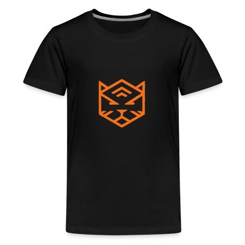 Tigerhead - Kids' Premium T-Shirt