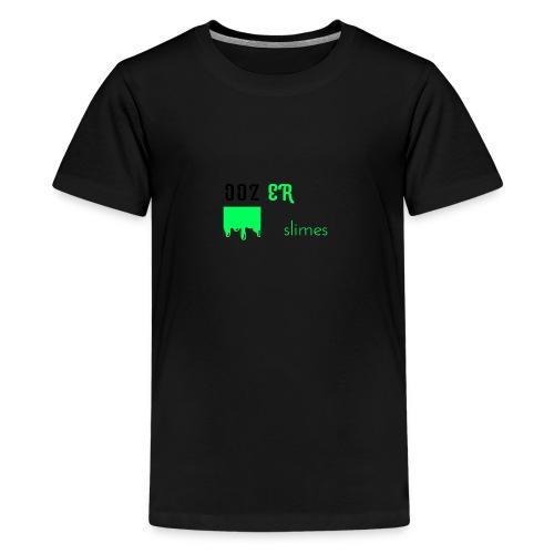 OOZER slimes - Kids' Premium T-Shirt