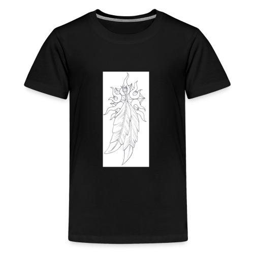 1indianfeather - Kids' Premium T-Shirt