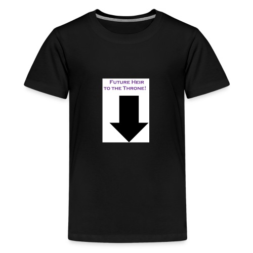 Heir - Kids' Premium T-Shirt