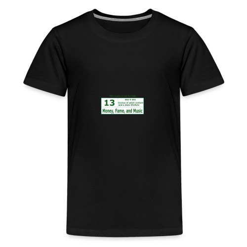 13 K Band - Kids' Premium T-Shirt