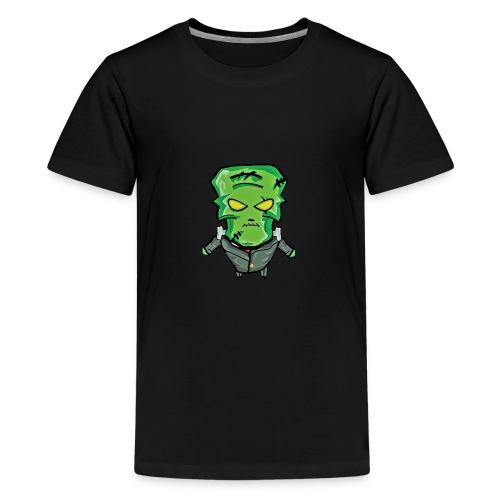 Frankenstein Halloween print - Kids' Premium T-Shirt