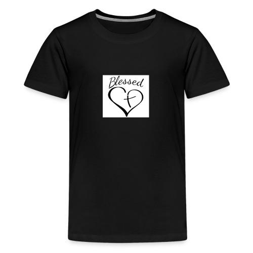 blessed - Kids' Premium T-Shirt
