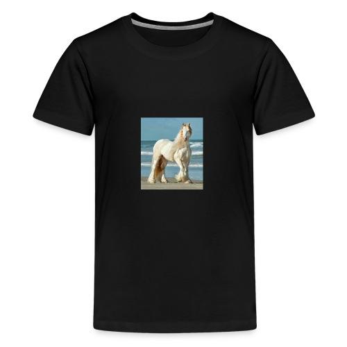 horse dimond - Kids' Premium T-Shirt