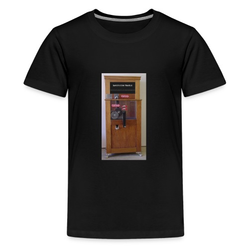 Davids Coin Machine - Kids' Premium T-Shirt