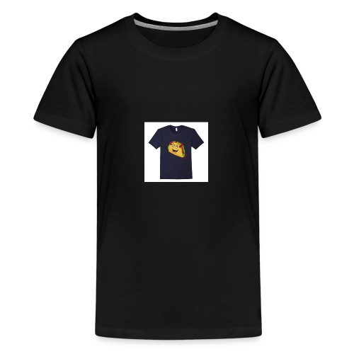 evil taco merch - Kids' Premium T-Shirt