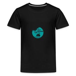 That Is Interesting Logo - Kids' Premium T-Shirt