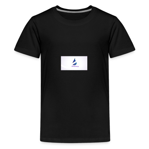 i8 Raindrop - Kids' Premium T-Shirt