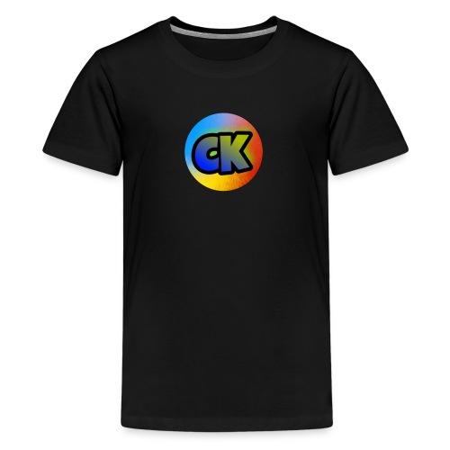 Official Cedar Klutz Logo - Kids' Premium T-Shirt