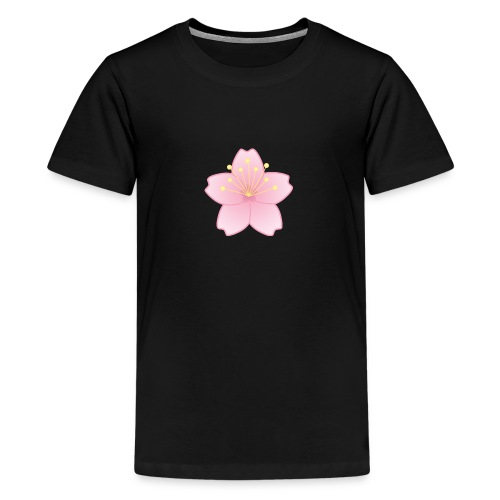 SLIM CHERRY BLOSSOM/ YungBones Merch - Kids' Premium T-Shirt