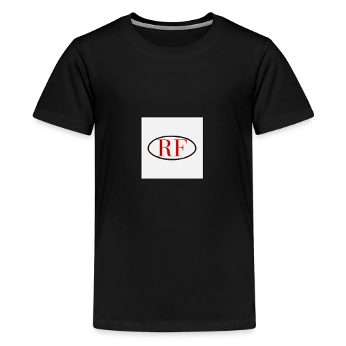 R F - Kids' Premium T-Shirt