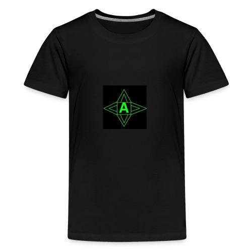 Averagegamer logo - Kids' Premium T-Shirt
