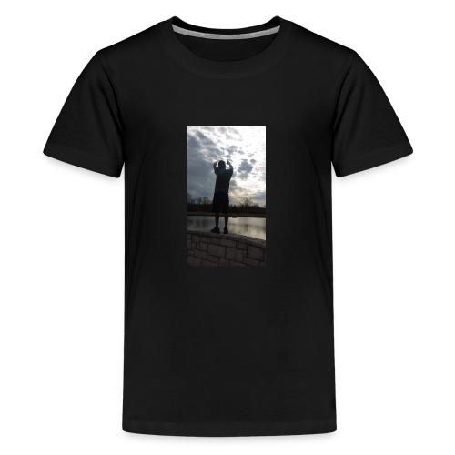 SKIES THE LIMIT - Kids' Premium T-Shirt