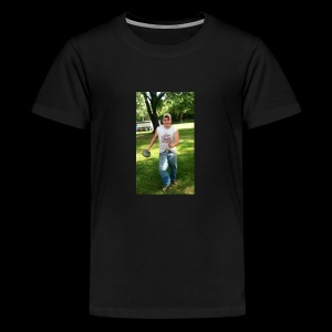Smiling James - Kids' Premium T-Shirt