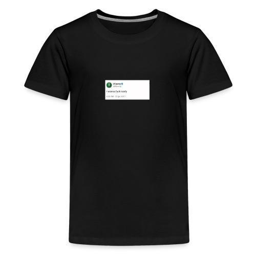 I wanna fxck icarly - Kids' Premium T-Shirt