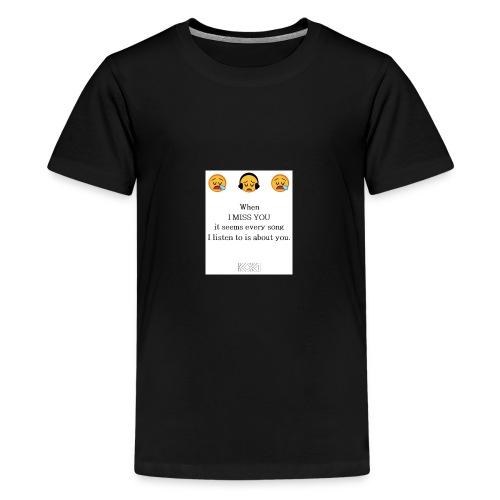 Phone Case! - Kids' Premium T-Shirt