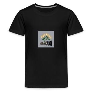 LOVING YESHUA MY SAVOIR - Kids' Premium T-Shirt