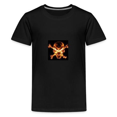 Effect 20180324 152512 - Kids' Premium T-Shirt