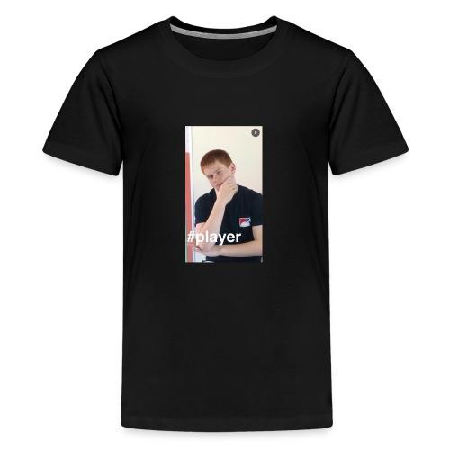 PLayer - Kids' Premium T-Shirt