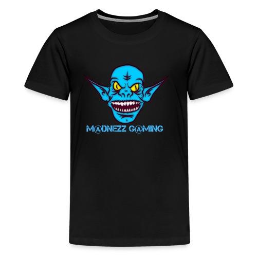 Madnezz Gaming Logo - Kids' Premium T-Shirt