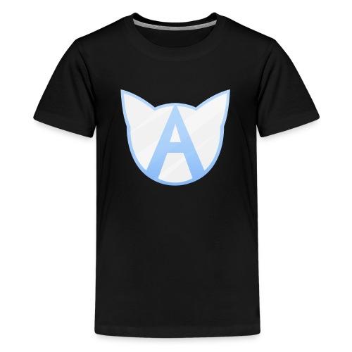 Allycat Logo Blue - Kids' Premium T-Shirt