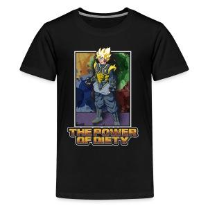 The power of diety - Kids' Premium T-Shirt