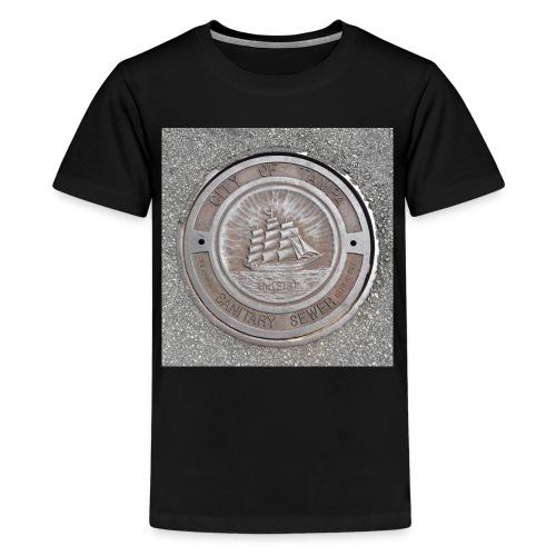 Sewer Tee - Kids' Premium T-Shirt