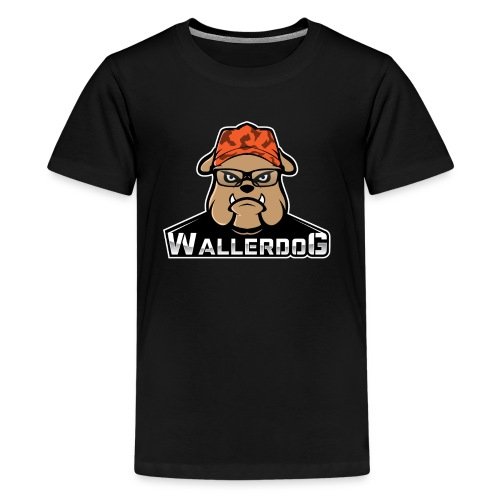Wallerdog - Kids' Premium T-Shirt