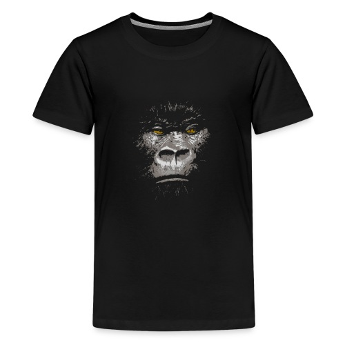 Charismatic Gorilla - Kids' Premium T-Shirt