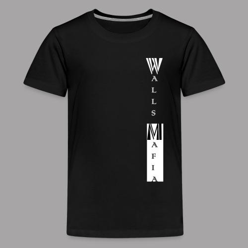 walls mafia down text - Kids' Premium T-Shirt
