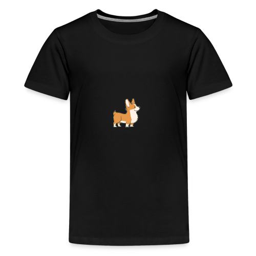 happy dog - Kids' Premium T-Shirt