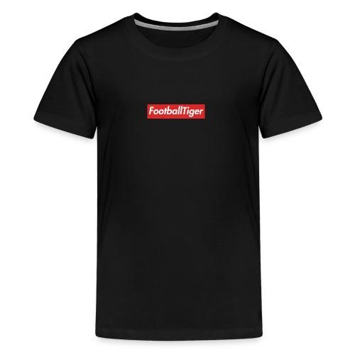 FootballTiger Merch Set One - Kids' Premium T-Shirt