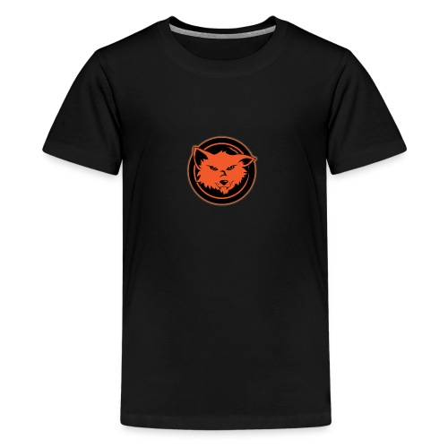 foxarmy logo - Kids' Premium T-Shirt