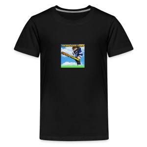 bandicam 2017 08 26 16 01 40 378 - Kids' Premium T-Shirt