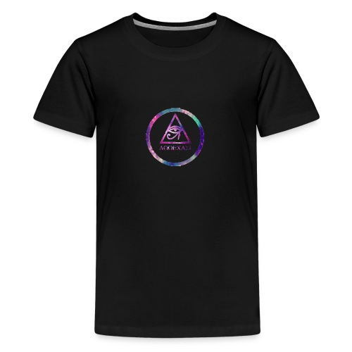Emblem LoweCase - Kids' Premium T-Shirt