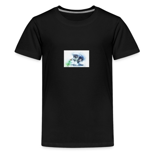 slowly touch - Kids' Premium T-Shirt