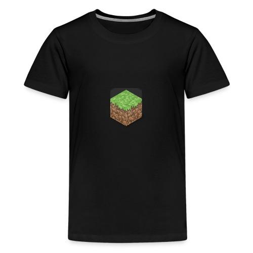 block - Kids' Premium T-Shirt