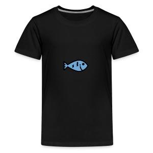 Pescao' Pescao' (fish fish) - Kids' Premium T-Shirt
