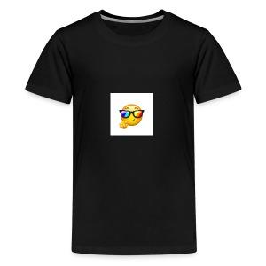 Shadow the gamer - Kids' Premium T-Shirt