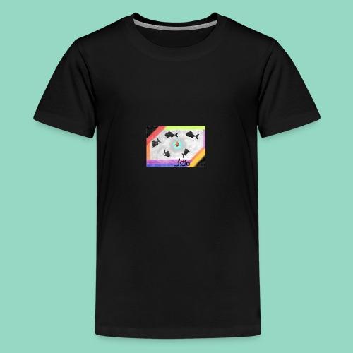 サメ - Kids' Premium T-Shirt